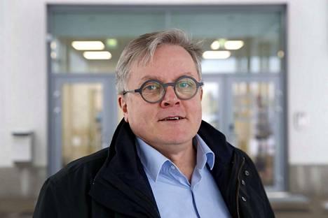 Esa Kohtamäki on toiminut Porin sivistysjohtajana vuodesta 2017.