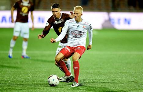 Joona Veteli edusti edelliset kolme kautta norjalaista Fredrikstad FK:ta.