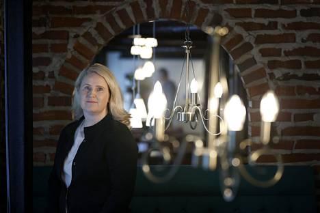 Amado Hotels Oy:n toimitusjohtaja Minna Koivunen on iloinen tuesta, mutta korona-arki ei ole vieläkään ohi. 110 000 euron häiriötukirahoitus oli silti iso apu Amadolle.