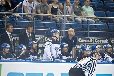 Minskissä pelattiin MM-turnaus vuonna 2014, jolloin Suomi selviytyi loppuotteluun.