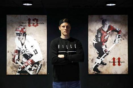 Niklas Appelgren on Ässien historian 20:s kapteeni. Hän pääsi kovaan seuraan esimeriksi Veli-Pekka Ketolan ja Raimo Kilpiön rinnalle.
