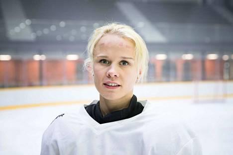 Ida Karjalainen edustaa nykyisin HPK:ta.