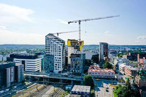 Projektissa mukana olleilla on vahva usko siihen, että joulukuuhun mennessä areenalla kaikki rakennustyöt ovat valmiit.