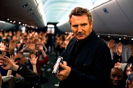 Toimintajännärissä rikolliset kiristävät lunnaita uhkaamalla New Yorkista Lontooseen matkaavan lentokoneen matkustajia. Lennolla oleva poliisi (Liam Neeson) yrittää voittaa vaarallisen kissa ja hiiri -leikin Atlantin yllä.