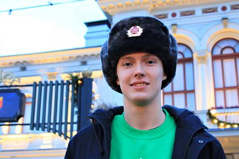 """""""Suomalaiset ovat tosi hitaasti lämpiäviä, mutta kun he ovat tarpeeksi lämmenneet, voit luottaa heihin aina"""", sanoo Kirill Sultanshin."""