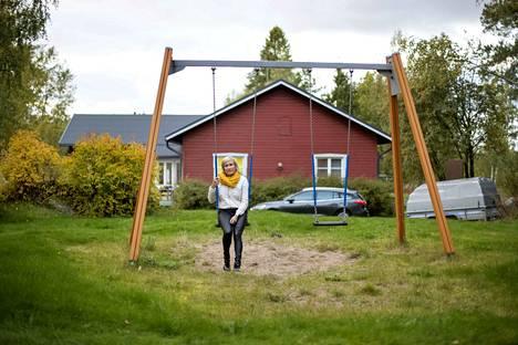 Kasvatustyönjohtaja Piia Aro perusti Villa Katajan vuonna 2006 yhdessä Seija Takalan kanssa.