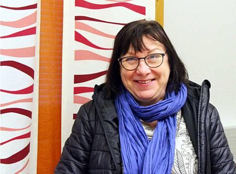 Anna-Liisa Viitanen on Eläkeliiton Keuruun yhdistyksen uusi puheenjohtaja.