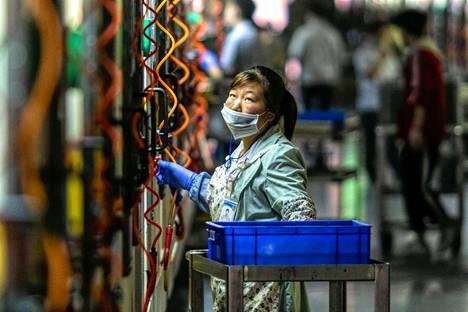 Yhdysvaltain määräämät uudet tuontitullit koskevat muun muassa Kiinassa valmistettuja teknologiatuotteita.