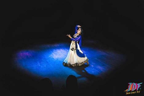 Kulttuuritalo Laikussa nähdään intialaisia tansseja kello 18–21.