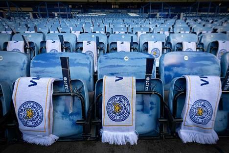 Leicester kohtaa tänään Norwichin.