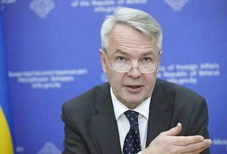 Ulkoministeriön virkamiesjohdolla ja etenkin ulkoministeri Pekka Haavistolla (vihr.) on merkittävä rooli ministeriön viestintäjohtajan valinnassa.