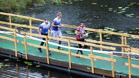 Siikaisissa järjestettiin suunnistuksen pitkien matkojen SM-kilpailut alkusyksyllä.