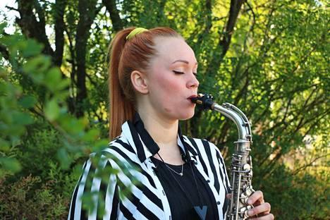 Sofia Autio muutti loppukesästä Janakkalaan. Aution tarkoituksena on jossain vaiheessa suunnata Etelä-Suomeen.