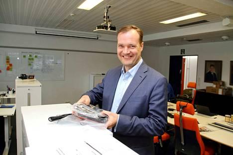 Toimitusjohtaja Pekka Passi