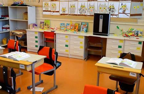 Opettajat ovat huolestuneita siitä, että oppilaat jakautuvat aiempaa selkeämmin hyvin ja heikosti pärjääviin.