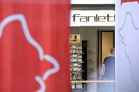 Fanletin päätoimipaikka oli kauppakeskus Isossa Karhussa Porin ydinkeskustassa.