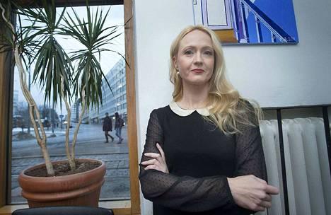 Eveliina Talvitie haluaa feministinä muuttaa ahtaita sukupuolirooleja, mikä edistää kaikkien asemaa.