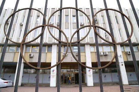 Venäjän olympiakomitean päämajassa ollaan vielä epätietoisia siitä, saavatko Venäjän yleisurheilijat osallistua Rion olympialaisiin.