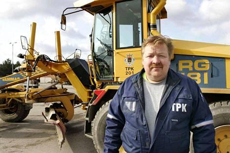 Martti Lundénin fyysinen työpaikka siirtyy Ulasoorista toiseen toimipisteeseen.
