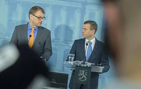 Kokoomuksen puheenjohtaja, valtiovarainministeri Petteri Orpo haluaa, että hallitus kävisi fixit-tuuletuskokouksen pääministeri Juha Sipilän (kesk.) johdolla.
