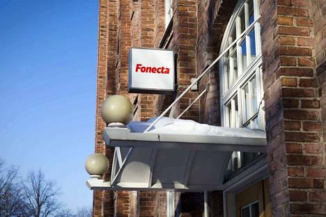Fonecta toimii Porin Puuvillassa.