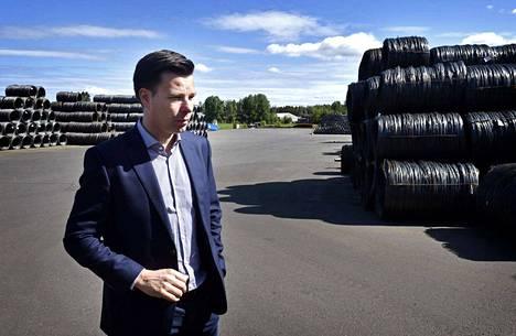 Pintos Oy keskittää koko naulatuotansa Euraan, tiedottaa yhtiön toimitusjohtaja Tuomas Pere.