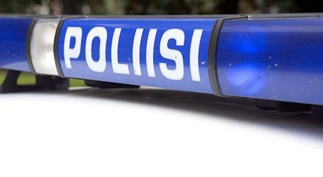 Kankaanpään poliisin partio pysäytti rattijuopon Laviassa.