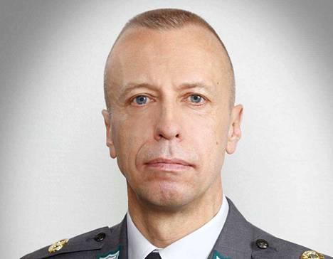 Eversti Rami Saari