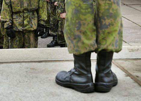 Ei se ollut elämäni tähtihetkiä, mutta ihan ok, kuvailee porilainen Joni Kalliomäki armeijakokemuksiaan.