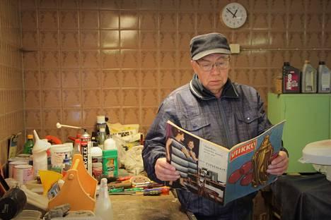 Rauno Hakanen kertoi vuosi sitten koronaepidemian alkuvaiheissa kokemuksistaan pikkulavantautiepidemiasta Paneliassa 1959. Ärhäkkä bakteeritauti ei sentään muuttanut elämää koko vuodeksi, kuin koronapandemia.