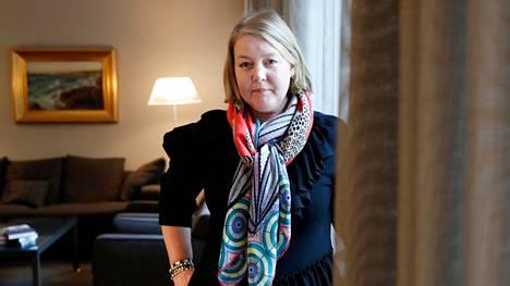 Oras Investin toimitusjohtaja Annika Paasikivi kiittelee osakkuusyhtiöiden ja niiden 13000 työntekijän suoriutuneen koronakriisin keskellä hyvin ja osoittaneen sopeutumiskykyä nopeisiin muutoksiin.