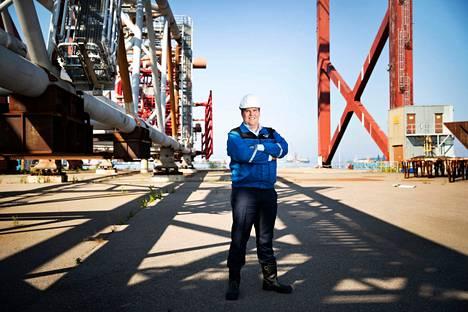 POC ei Manu Grönlundin mukaan Lammin tuuliin kaadu, mutta suuremmat tuulivoimalat ovat sen tähtäimessä ja merkityksellisiä yrityksen tulevaisuudelle.