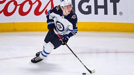 Sami Niku on edustanut viime vuodet Winnipeg Jetsiä.
