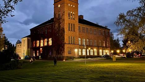Viime viikonloppuna Walleniuksen Wapriikissa oli valotapahtuma.