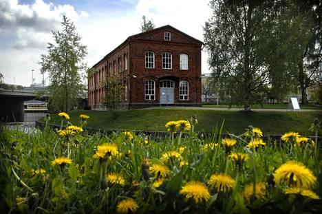 Myllysaari säilyttää nimessään alueen historiaa.