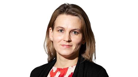 Kirjoittaja on Tyrvään Sanomien päätoimittaja.