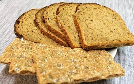 Vaikka tänä kesänä puitu 70 miljoonan kilon ruissato ei kata elintarviketeollisuuden käyttämää vuotuista noin 100 miljoonan kilon tarvetta, riittää kotimaista ruista rukiisen leivän leivontaan.