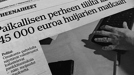 Verkossa toimivat rikolliset ovat usein askeleen viranomaisia edellä, kirjoittaa Tapio Kamppi.