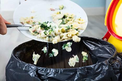 Ruokahävikki on monen kodin murheenkryyni. Kirjaa ylös kahden viikon ajan roskiin menevä ruoka ja mieti, miksi ruoka meni roskiin.
