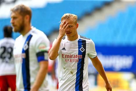 Joel Pohjanpalon ja HSV:n kausi päättyi suureen pettymykseen.
