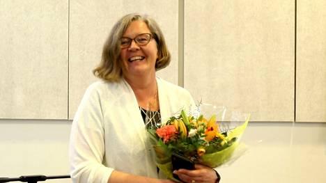 Minna Uschanoff valittiin Valkeakosken kaupunginjohtajaksi toukokuun valtuustossa. Vakinaisen viran hän otti vastaan 1. kesäkuuta.