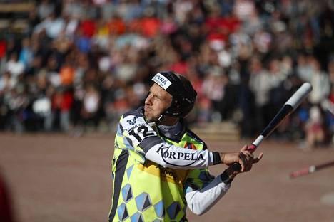 Jarkko Paloniemi kotiutti sunnuntaina kertaalleen. Lyöjäjokeri sanoo uran olevan nyt lopullisesti ohitse.
