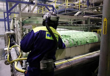 Nornickel Harjavallasta on yksi metallialan yrityksistä, jotka ovat mukana Samkin ja Aallon yhteistyössä.