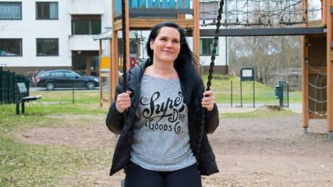 Nokialainen Heidi Herttala pyrkii järjestämään jotain kivaa yhteistä tekemistä joka kerta kun pojat viettävät äitipäiviä.