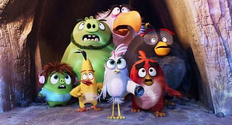 Angry Birds -elokuva 2:n dubbaavat suomeksi muun muassa Riku Nieminen ja Leea Klemola