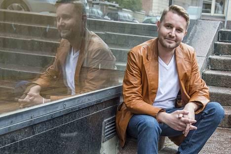 Joonas Nordmanin uusi talk show alkaa MTV3:lla 28. maaliskuuta.