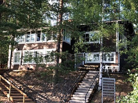 Kauppaneuvos Kalle Kaihari perusti Pyrinnön majan ja leirikeskuksen toimiessaan Tampereen Pyrinnön puheenjohtajana 1940–1950-luvuilla. Kaihari saunoi paikassa usein presidentti Urho Kekkosen kanssa.