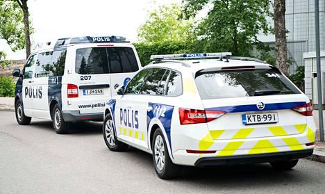 Poliisi tutkii vakavaa väkivaltarikosta Vantaalla. Kuvituskuva.