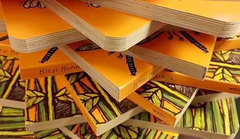 Lasten- ja nuortenkirjoja lainattiin Mänttä-Vilppulan kirjastoissa viime vuonna yhteensä 39 425 kertaa.