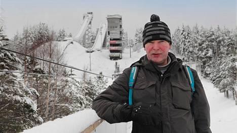Tuomo Ylipulli kuvattuna vuonna 2018.
